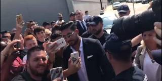 """""""Can-Mania"""" in Turin: Fans feiern deutschen Neuzugang"""