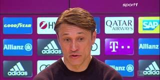 Trotz Sieg: Kovac macht seine Bayern zum Außenseiter
