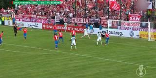 Bayerns Zittersieg in der Pokal-Provinz