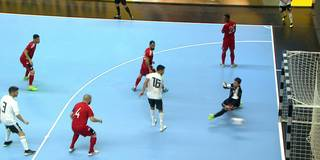 Deutschland verpasst Futsal-Comeback knapp