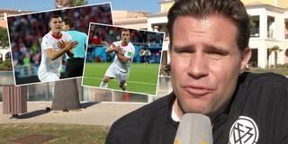 Wegen Xhaka und Shaqiri: Dieses Spiel kostete Brych den WM-Traum