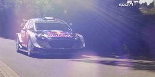 WRC: Die Rallye Deutschland LIVE auf SPORT1