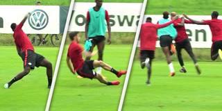 Statt EL-Stress: Elfer-Spaß im Leipzig-Training