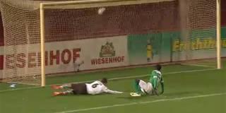 Werder schlägt St. Pauli und greift oben an