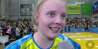 Jennifer Geerties ist heiß aufs Finale