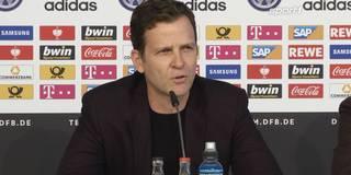 Bierhoff: Darum gibt es kein Abschiedsspiel für Müller, Hummels und Boateng