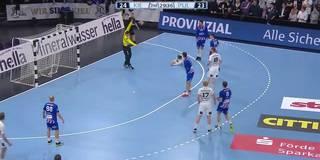 Traum-Lupfer sichert Kieler Arbeitssieg im EHF-Cup