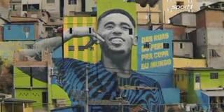 Vom Straßenmaler zum Superstar: Das Märchen des Brasilianers Gabriel Jesus
