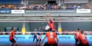 Heimauftakt des Meisters! Volleyball LIVE auf SPORT1