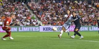 Traum-Debüt und historischer Dreierpack für Sevilla-Neuzugang