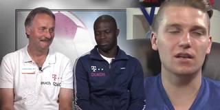 Hans Sarpei - Das T steht für Coach - SG Ellingen