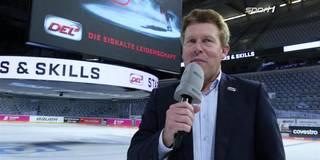 """Tripcke: """"Von Eishockey-Virus infiziert"""""""