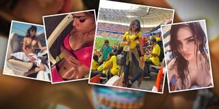 Dieses Schönheit ist Kolumbiens Glücksbringer