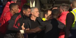 Tumulte nach Last-Minute-Tor! Mourinho rastet aus