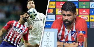 Nach Brutalo-Attacken: Costa nimmt Ramos in Schutz