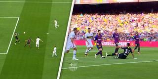 Traumfußball! Messi und Malcom nehmen Boca Juniors auseinander