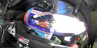 Alonso übernimmt – und gibt sofort Vollgas
