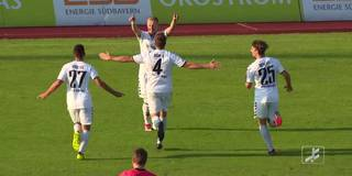Die Highlights der Regionalliga Bayern – 5. Spieltag