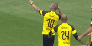 Pfeil-Jubel nach Strahl: BVB-Legenden um Petric zaubern