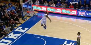 Nächste Dunk-Show! Zion Williamson on fire