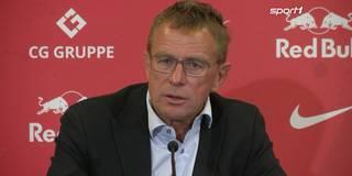 """Rangnick legt gegen Spieler nach: """"Pervers und absurd!"""""""
