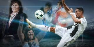 Mama Ronaldo: Die Social-Media-Queen jagt ihren Sohn