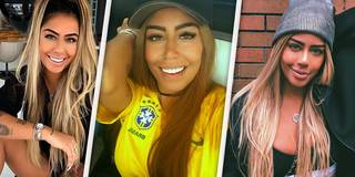 Nach Zusammenbruch: So schön kann Neymars Schwester wieder lächeln