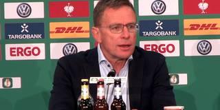 Rangnick adelt Unterschiedsspieler Lewa und Neuer