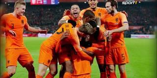 Achtung, Jogi: So stark sind die Oranje-Stars