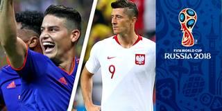 Magische Nacht! Brillanter James schickt Lewandowskis Polen heim