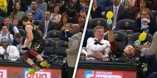 Autsch! Das ist der NBA-Sturz des Jahres