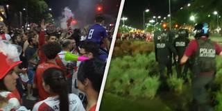 Zwischen Party und Krawallen: So wild feierten die River-Fans