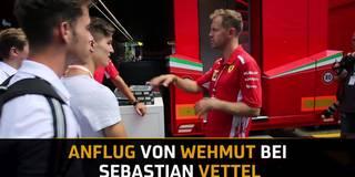 Hier gibt Vettel dem Formel-4-Nachwuchs Tipps
