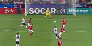 Dieser Waldschmidt-Hammer bringt Deutschland ins EM-Halbfinale