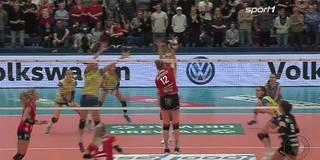 Volleyball: Schwerin setzt deutliches Ausrufezeichen!
