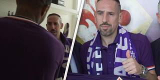 Begrüßung von Boateng: So lief Riberys erster Tag in Florenz