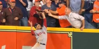 Unglaublich! Baseball-Fans vermiesen Monster-Catch