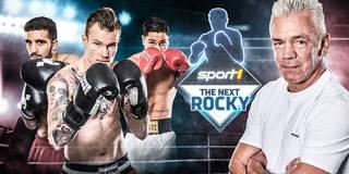 Die ersten Kandidaten wackeln: Bei SPORT1 The Next Rocky knallt es!