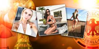 Neuzugänge bei DFB-Spielerfrauen: So heiß wird die WM