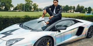 Aubameyang in Lamborghini geblitzt
