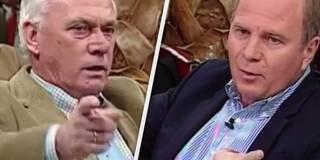 Hoeneß im Doppelpass: Der legendäre Streit mit Udo Lattek