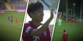 Supertalent Jeong: So knipste er sich zu den Bayern-Profis