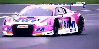 ADAC GT Masters: So lief das 1. Wochenende für BWT Mücke Motorsport