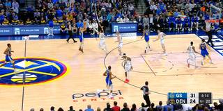 Neuer NBA-Rekord! Warriors mit Mega-Viertel