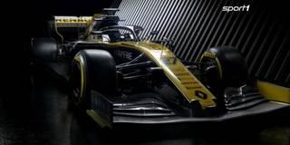 Angriff auf die Spitze! So spektakulär ist der neue Formel1-Flitzer von Renault