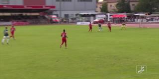 Regionalliga Bayern: Alle Tore und Highlights des 5. Spieltages