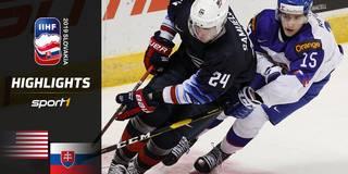 Eishockey WM: Gastgeber startet furios gegen die USA!