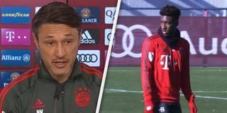 """Kovac über Coman: """"Hätten mit ihm weniger Rückstand gehabt"""""""