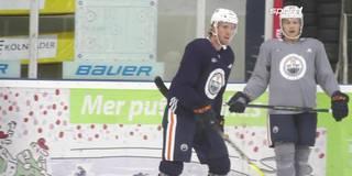 Oilers erkunden das kölsche Eis und die Innenstadt