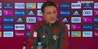 Emotionales Plädoyer: Kovac huldigt Hoeneß